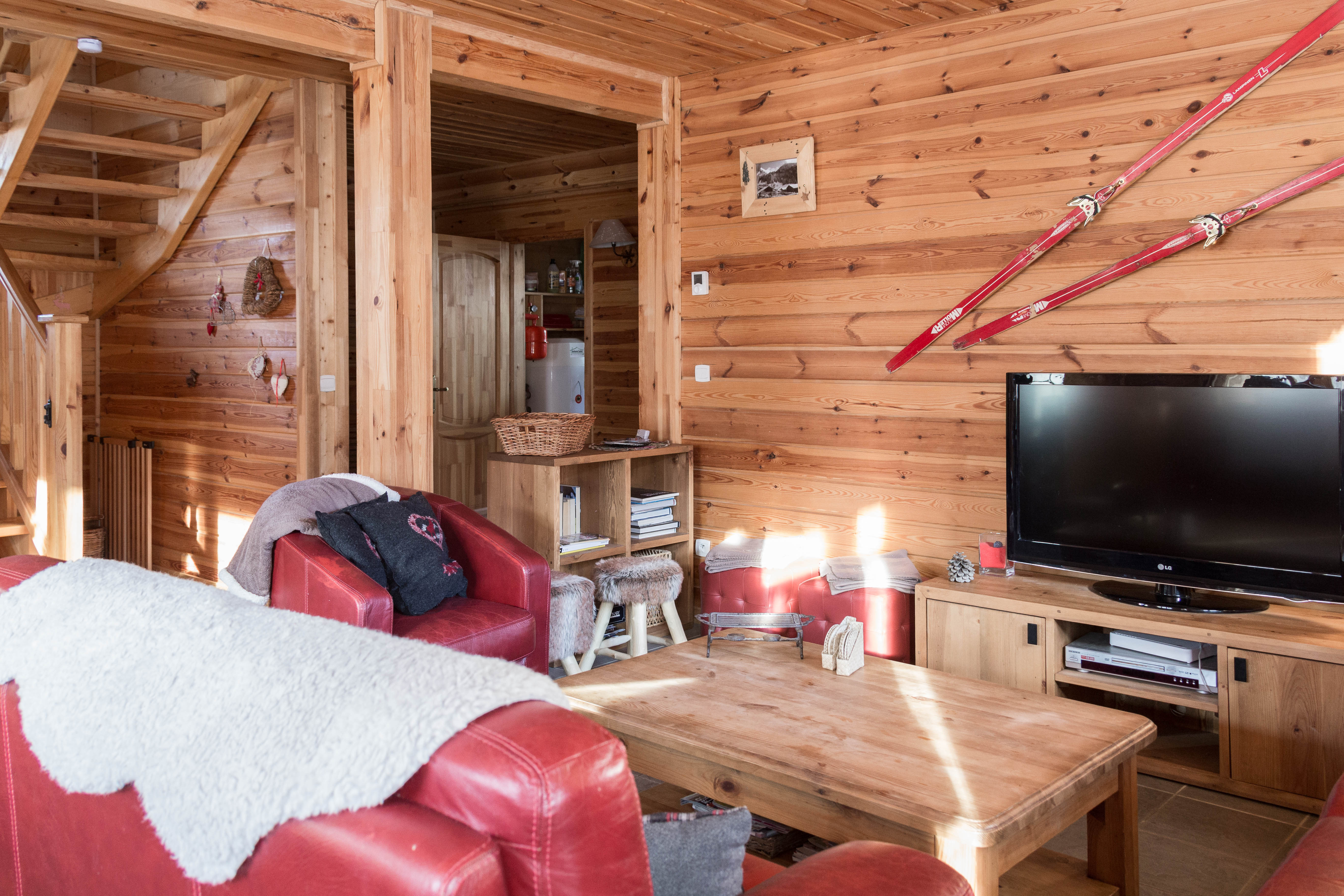 location chalet montagne à Saint Gervais Mont Blanc